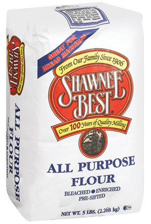 All Purpose Flour 5lb Bag Or 25lb