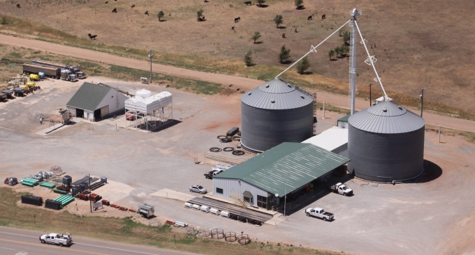 Grain Gathering Site pic