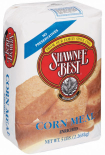 Right view - Cornmeal