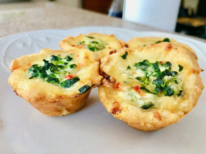 Easy Mini-Quiche Recipe