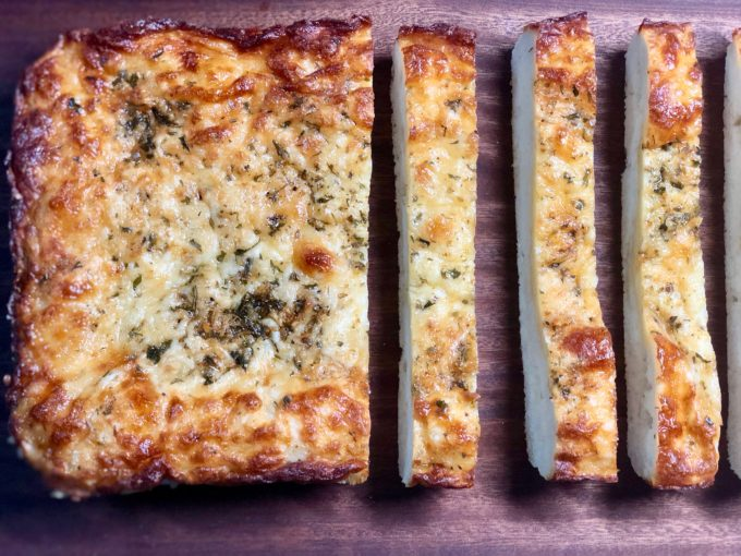 Garlic Cheese Bread Recipe