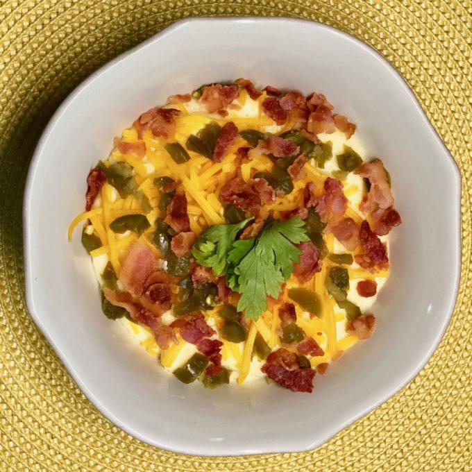 Cheesy Bacon Grits Recipe