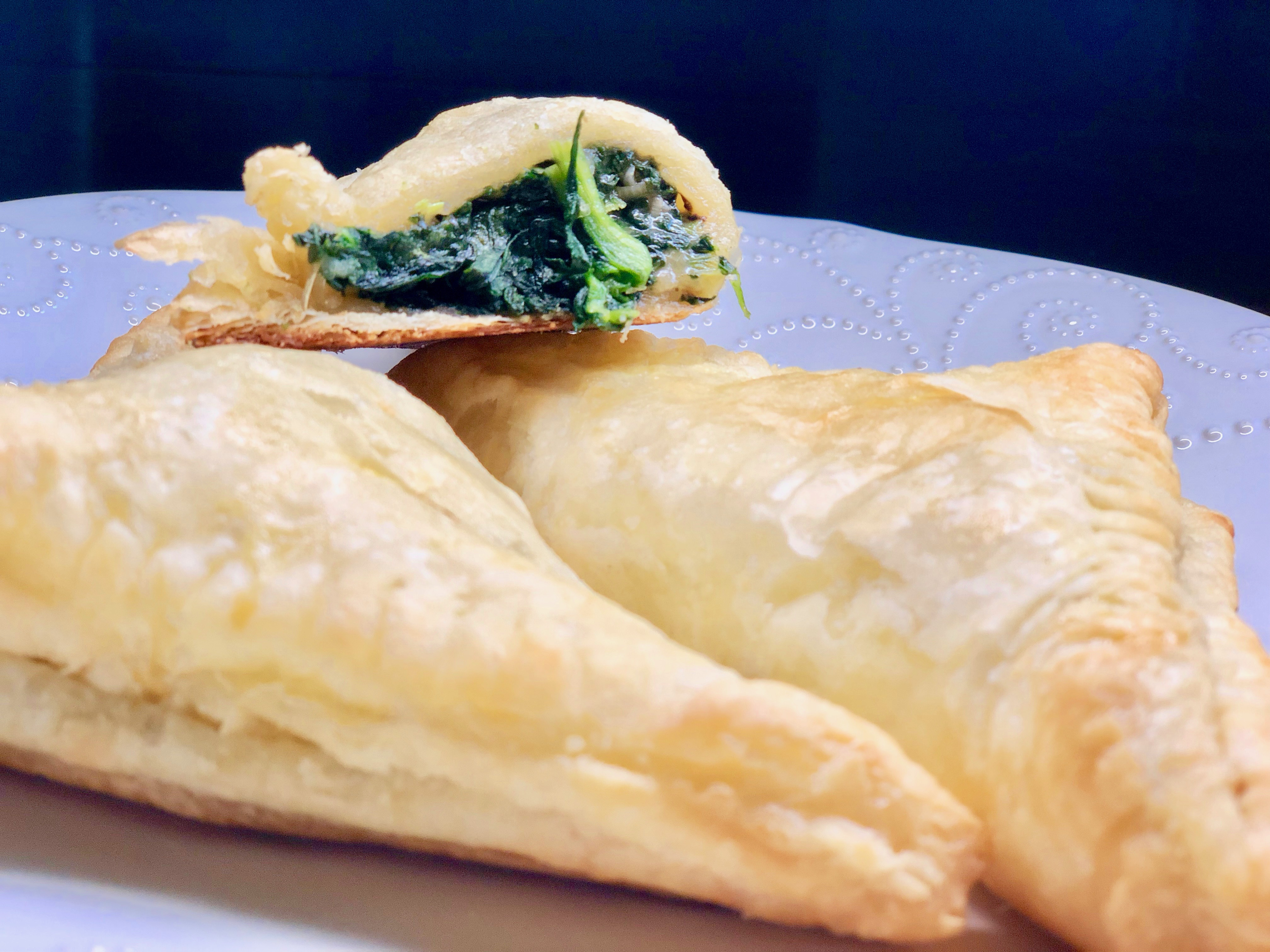 Spinach Turnovers Recipe