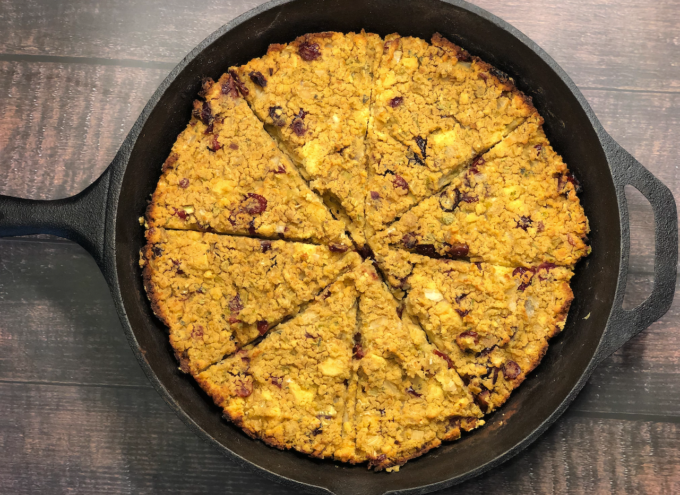 cornbread dressing recipe