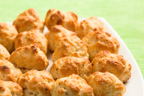 cheese puffs gougeres recipes